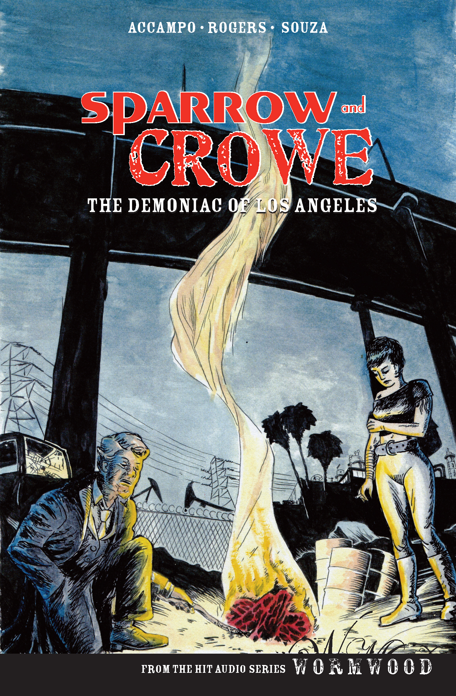 The Demoniac of Los Angeles - Cover