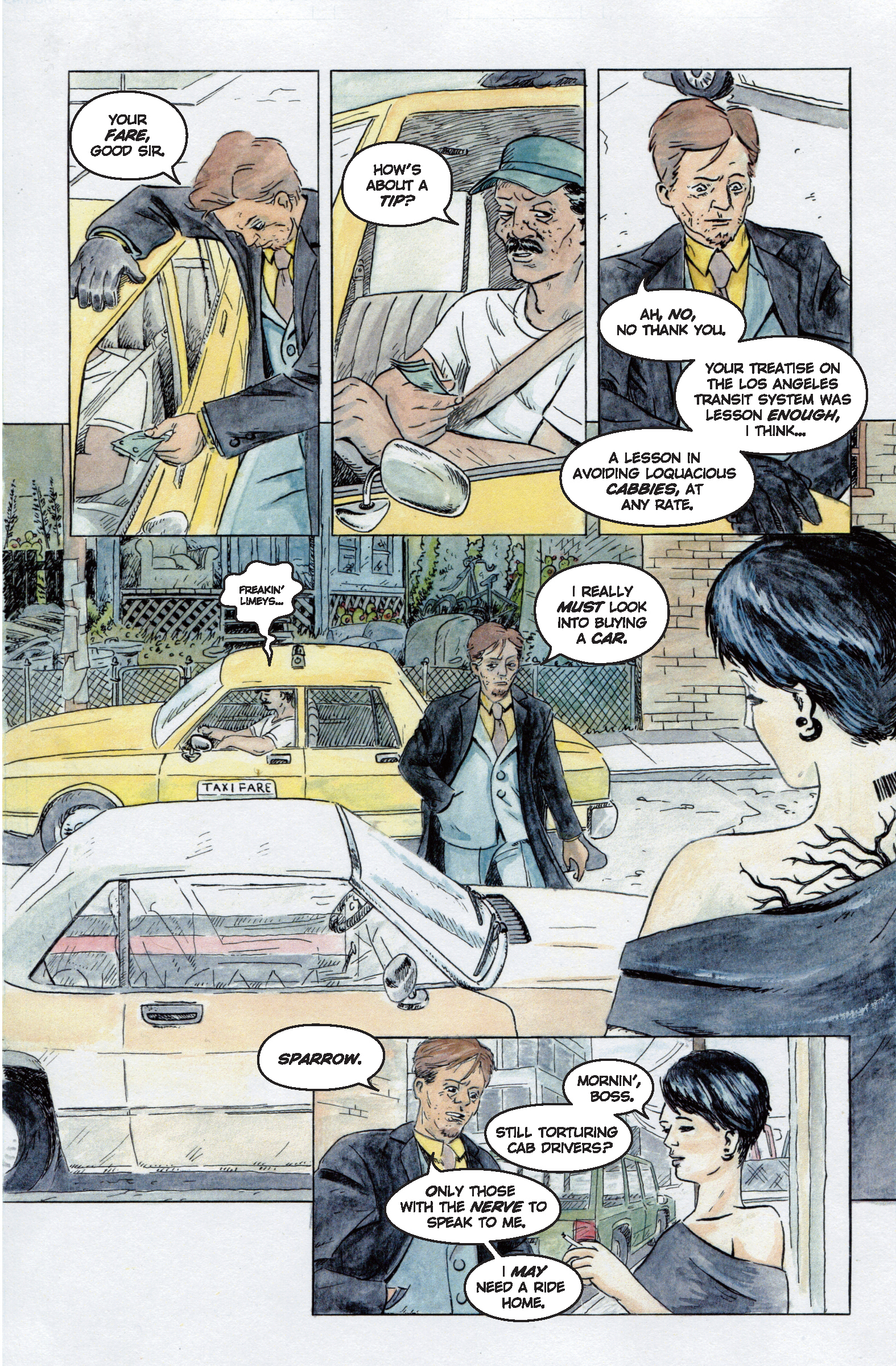 The Demoniac of Los Angeles - Page 3